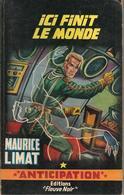 FNA  N° 257- LIMAT  - ICI FINIT LE MONDE - Fleuve Noir
