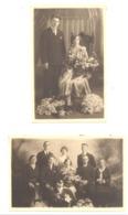 Photo Carte - Mariage, Marié, Couple, Famille. -.Région  Anvers - A SITUER (sf41) - Cartes Postales