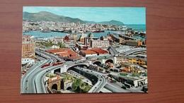 Genova - Panorama  - Il Porto - Genova
