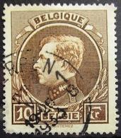 BELGIQUE              N° 289                  OBLITERE - Used Stamps