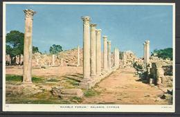 """Cyprus, Salamis, """"Marble Forum"""",  '20s - Cyprus"""
