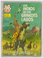 Comicos. Los Indios De Grandes Lagos. Coleccion Joker 4 Ases. N° 30. - Books, Magazines, Comics