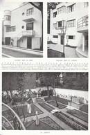 1927 - Versailles (Yvelines) - Une Villa D'André Lurçat - FRANCO DE PORT - Ohne Zuordnung