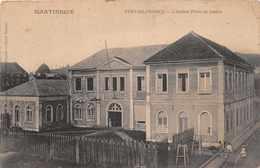 MARTINIQUE  - FORT DE FRANCE -  L'ancien Palais De Justice - Fort De France