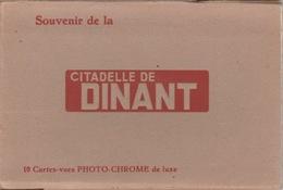 18/20/345  -  DÉPLIANT  10  CARTES  DE  DINANT  ( BELGIQUE ) - Postcards