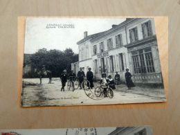 SD-115  Carte Postale Ancienne De Générac (Gironde) Epicerie Colmanel Année 1936 - France