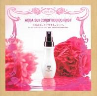 Carte Promo Perfume Card ANNA SUI * R/V *** 1 EX - Modern (from 1961)