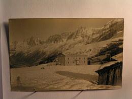 A Situer - Montagne, Neige, Hotel??? - Cartes Postales