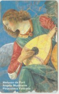 SCHEDA TELEFONICA NUOVA VATICANO SCV45 ANGELO MUSICANTE - Vaticano