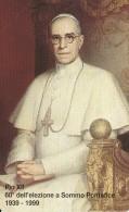 SCHEDA TELEFONICA NUOVA VATICANO SCV59 PIO XII 60 ELEZIONE - Vaticano
