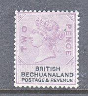 BECHUANALAND  12  *  No Gum. - Bechuanaland (...-1966)