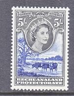 BECHUANALAND  PROTECTORATE  141  ** - Bechuanaland (...-1966)