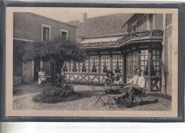 Carte Postale 14. Ver-sur-Mer  Terminus De L'América-Hotel  Salle De Restaurant   Très Beau Plan - France