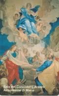 SCHEDA TELEFONICA NUOVA VATICANO SCV32 ASSUNZIONE DI MARIA - Vaticano