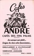 Buvard Cafés André à Guingamp - Café & Thé