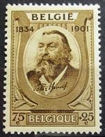 BELGIQUE              N° 385                  NEUF** - Neufs