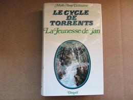 La Jeunesse De Jan - Le Cycle De Torrents (Marie Anne Desmarest) éditions Denoel De 1971 - Books, Magazines, Comics