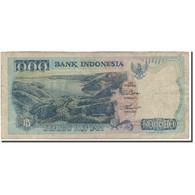 Billet, Indonésie, 1000 Rupiah, 1998, KM:129g, B+ - Indonésie