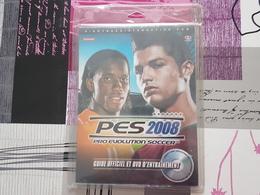 Guide Officiel +dvd Pes 2008 Pro évolution Soccer - Accessories