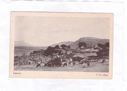 CPA : 14 X 9  -  Lessouto.  -  4.  Un  Village - Lesotho