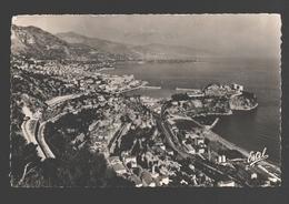 Monaco - Vue Sur Monaco, Le Cap Martin Et L'Italie - Panoramic Views