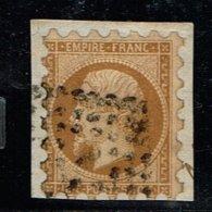 A1-N°13 Piquage Susse Signé BÜHLER Expert Allemand - 1853-1860 Napoléon III