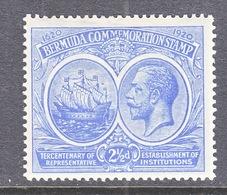 BERMUDA  68   *  Wmk. 3  1920-21  Issue - Bermudes