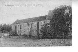 CHENOISEL'Abbaye De La Forêr De Jouy - France