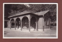 Neuchâtel - CAMP DE VAUMARCUS - Le Bureau - NE Neuchatel