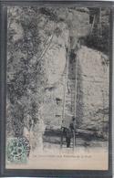 Carte Postale Douane Les Contrebandiers Aux échelles De La Mort Douaniers  Très Beau Plan - Douane