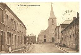 59 - MARPENT / EGLISE ET MAIRIE - Autres Communes