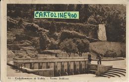 Campania-castellammare Di Stabia Terme Stabiane Particolare Veduta Interno Anni 30 - Castellammare Di Stabia
