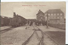 SISSONNE - La Gare - Vue Intérieure - Sissonne