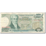 Billet, Grèce, 500 Drachmaes, 1983-02-01, KM:201a, B - Grèce