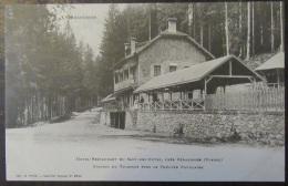 Gerardmer (Vosges) - Carte Postale Précurseur - Restaurant Du Saut Des Cuves, Station De Tramway - Non-Circulée - Gerardmer
