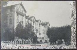 Vittel (Vosges) - Carte Postale Précurseur - Hôtel Du Parc - Circulée En 1902 - Vittel Contrexeville
