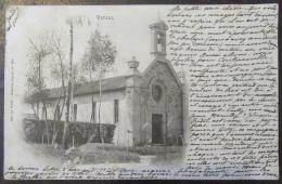 Vittel (Vosges) - Carte Postale Précurseur - Eglise Du Parc - Circulée Vers 1900 - Vittel Contrexeville
