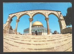 Jerusalem - Dome Of The Rock - Israel