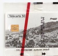 Lot De 9 Télécartes 50 Unités Neuves Sous Blister. 50ème Anniversaire Des Débarquements Et De La Libération De La France - Phonecards