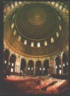 Jerusalem - Dome Of The Rock - Inside - Israel