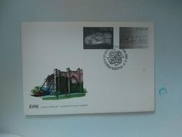 FDC EUROPA CEPT -  1983 - EIRE - IRLANDA - Europa-CEPT
