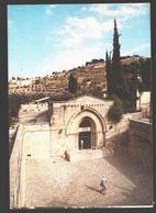 Jerusalem - Tomb Of The Virgin - Israel