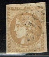 A7-43  R2 Nuance Voir Scan  Signé BÜHLER Expert Allemand Sans Défaut - 1870 Emisión De Bordeaux
