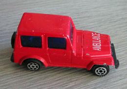 Camion De Pompier  Ambulance - PKW & Vierräder