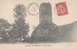 Loire : FIRMINY : Tour D'auriol - Firminy