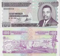 Burundi 2004 - 100 Francs (big Note) - Pick 37 UNC - Burundi