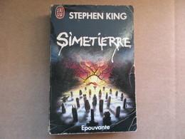 Simetierre (Stephen King) éditions J'ai Lu De 1993 - Books, Magazines, Comics