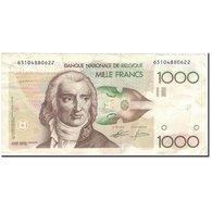Billet, Belgique, 1000 Francs, 1980, KM:144a, TTB - 1000 Francos