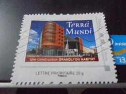 TERRA MUNDI (2018) - Oblitérés