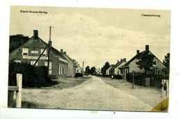 Baarle-Nassau-Hertog : Chaamscheweg - Pays-Bas